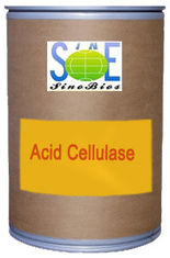 Acid Cellulase Enzyme Feed Grade Powder from Trichoderma Reesei Strain SINOzym-ACE3FE